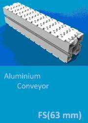 Aluminium Conveyor FS(63mm)